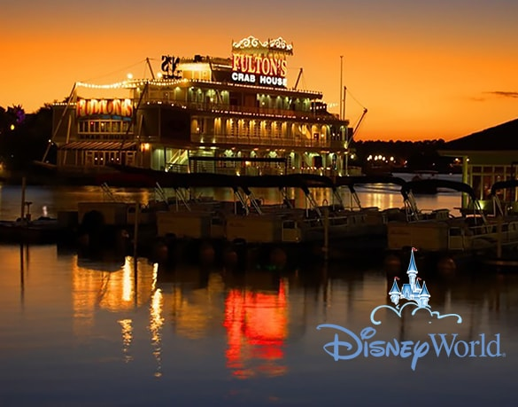 Bill Post developed the first restaurants to be owned operated by a thrid party on Disney property, Fulton Crab House.